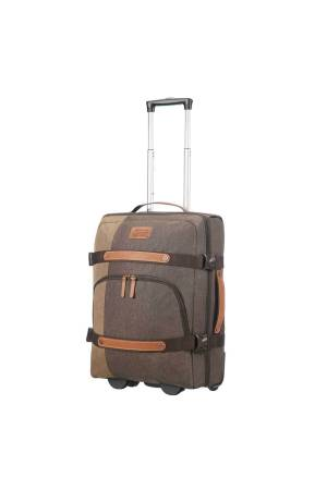 Samsonite Reistassen Rewind Natural Duffle Wheels 55/20
