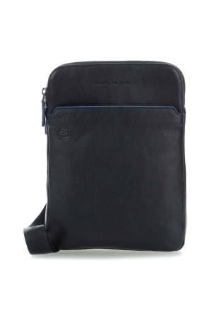 Piquadro Tassen IPad Crossbody Bag with Pen Loop