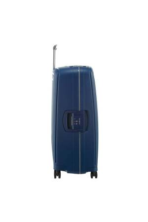 Samsonite B-Locked Spinner 75/28 blauw | Wennekes.nl