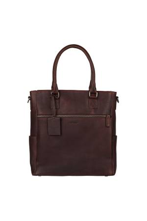 Burkely Laptoptassen Burkely Antique Avery Laptopbag