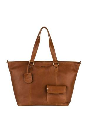 Burkely Laptoptassen Craft Caily Wide Shopper