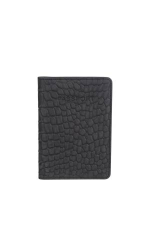 Burkely Accessoires Croco Cody Passportcover