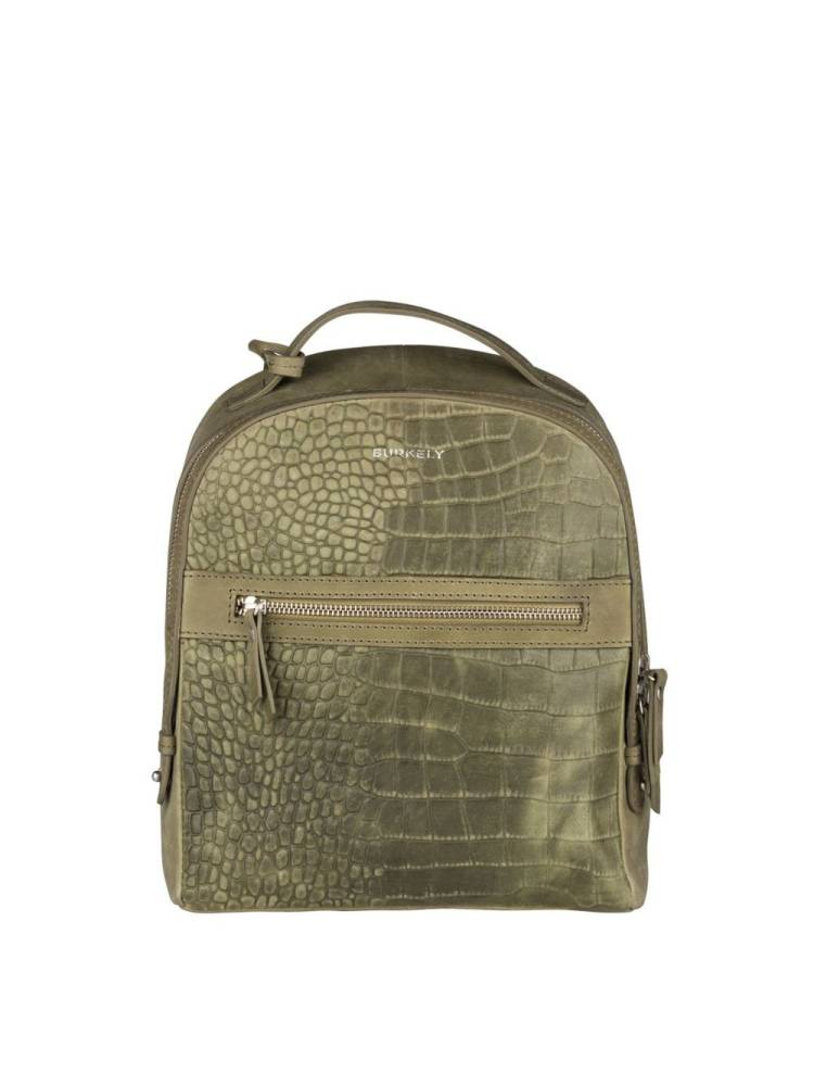 Burkely Croco Cody Backpack roen | Wennekes.nl